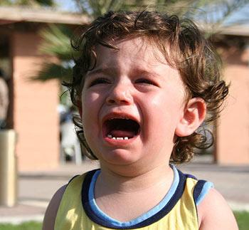 Что делать, когда ребенок капризничает