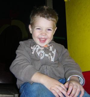 Павел, 4 года