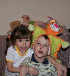 Детские сказки на ночь от Вани и Маши