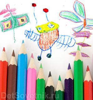 Развиваем детей с помощью рисования