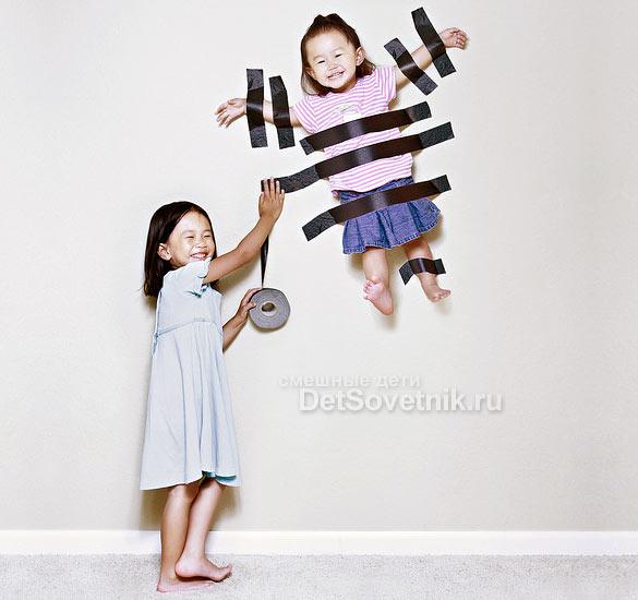 Смешные сестрички Кристин и Кайла