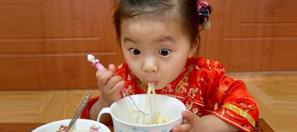 Чтобы ребенок ел с удовольствием