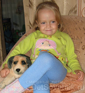 Таня, 4 года