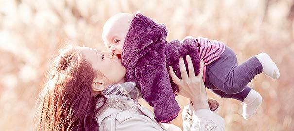 Cчастье - быть мамой!